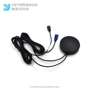 High Gain Round GPS/GSM Antenna 2 in 1 Combo Antenna