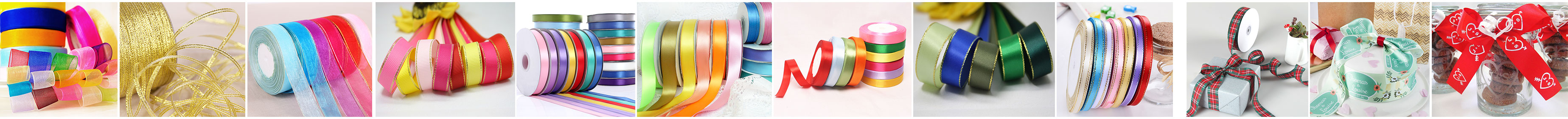 Xiamen Lude Ribbons & Bows Co., Ltd. - Ribbon