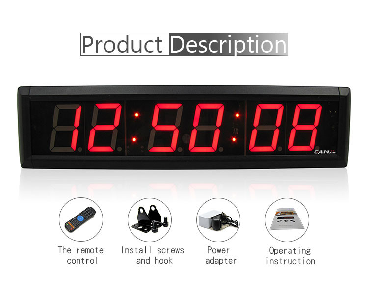 Hot Selling Wholesale Good Quality Waterproof Digital LED Timer