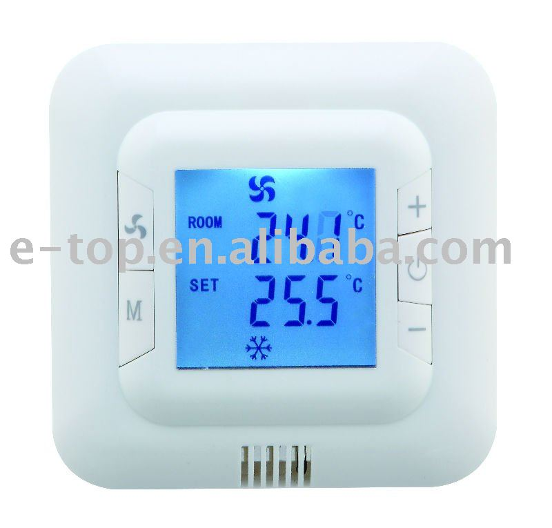 Digital 3 Fan speed with Modbus Thermostat