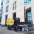 gasoline engine Laser concrete screed machine,concrete laser leveling machine