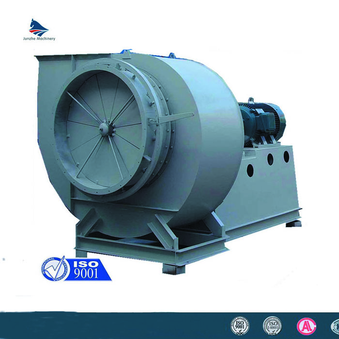 high volume centrifugal induced draft fan with corrosion proof Y 5-48