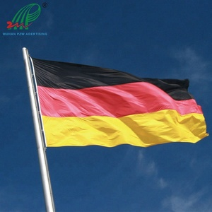 Country Flag Headbands, Germany / German National Flag For Racehorse Match