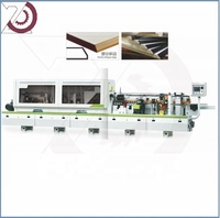 automatic bevel and straight pressure welt Wood edge banding machine
