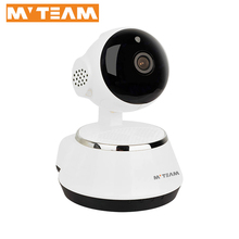 Casa intelligente P2P A Due vie citofono SD Scheda di Memoria <span class=keywords><strong>64</strong></span> <span class=keywords><strong>GB</strong></span> Wifi IP Camera Wireless Baby Monitor