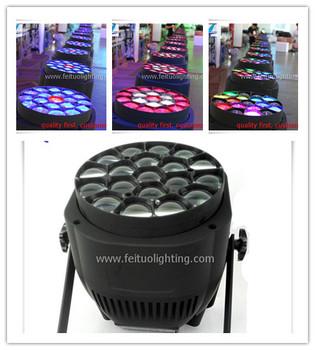 China Led Par Cans Led Zoom Par 19x15w Big Bee Eye Rgbwa Led Par ...