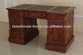 Indonesia Furniture French Partner Desk 160