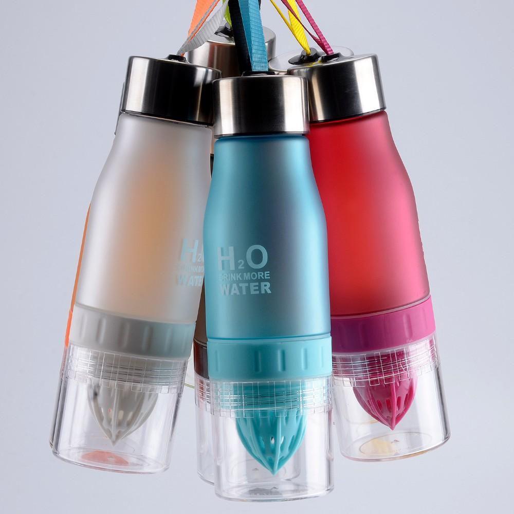 5df300d696 650ml Bpa Free Colorful Lemon Squeeze Filter Water Bottle - Buy ...