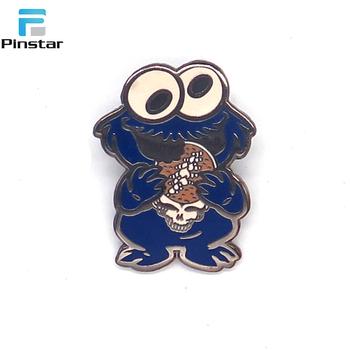 f7190f4801f Kunshan Metal Crafts Frog Design Clothes Custom Hard Enamel Pin ...