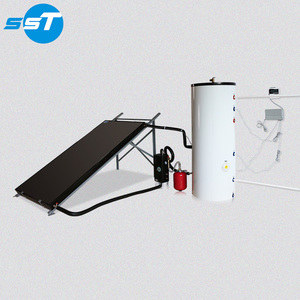 Gold supplier flat plate solar collector system,heating solar collector