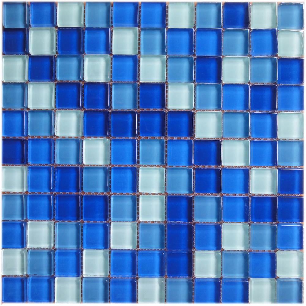 Thickness 4 mm glass mosaics pool mosaic tiles swimming pool glass mosaic tiles ky zr2013150 - Mosaic pool tiles ...