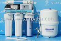 50G household RO water purifier and filters 5 stages