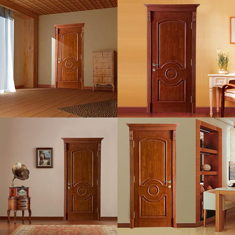 Lujo Decoración Interior Tablero De Madera De Caucho Puerta Con Hardware Para Sala Buy Tablero De Madera De Caucho Puertapuerta Interiormadera