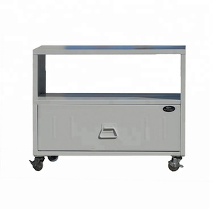 Living funiture Storage Bench Stand metal model steel tv cabinet