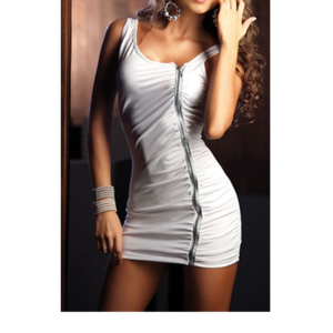 Club wear dress for hot sexy girl plus size night dress morden girl dress