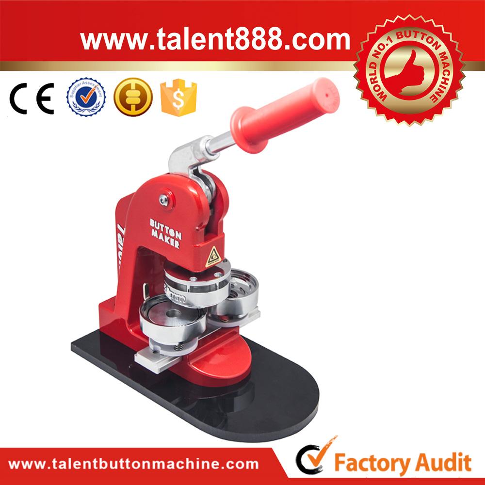 TALENT TALENT Manual Button Making Machine Button Press Machine, View  Manual Button Making Machine, TALENT Product Details from Talent (Tianjin)