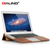 QIALINO Genuine Leather laptop bag case for macbook air 13