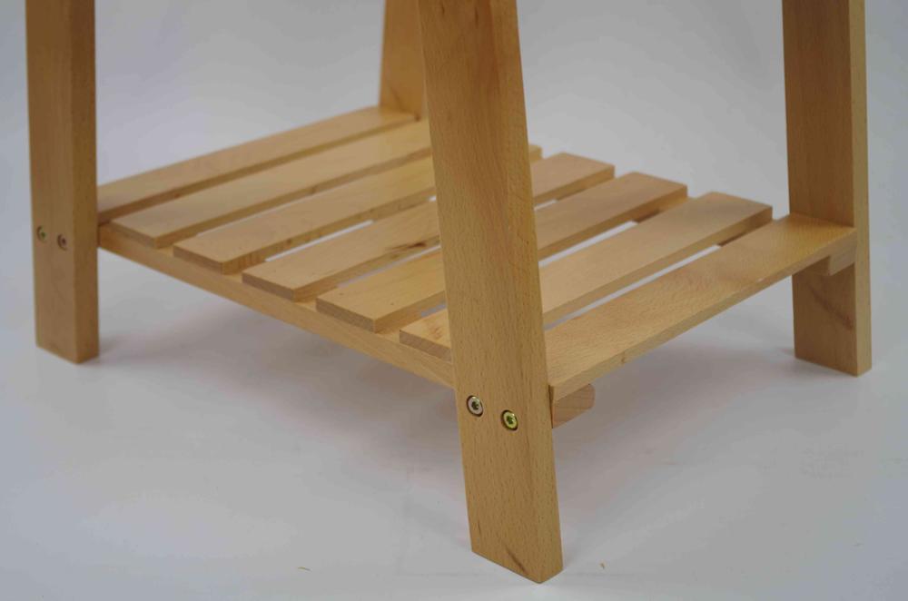 Sedile Doccia Legno : Sedile ribaltabile per doccia legno alluminio abs sit in