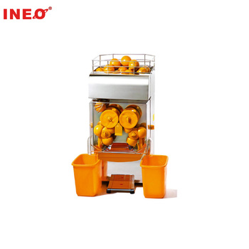 20 Orange/min Restaurant Industrial Juicer Extractor Commercial Automatic Electric Orange Juicer Machine