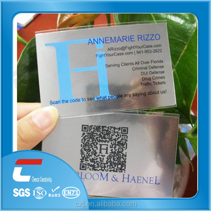 metal business card with qr code/metal name tag with qr code