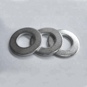 Carbon Steel DIN126 Zinc Plated Flat Washer M6 M8 M10