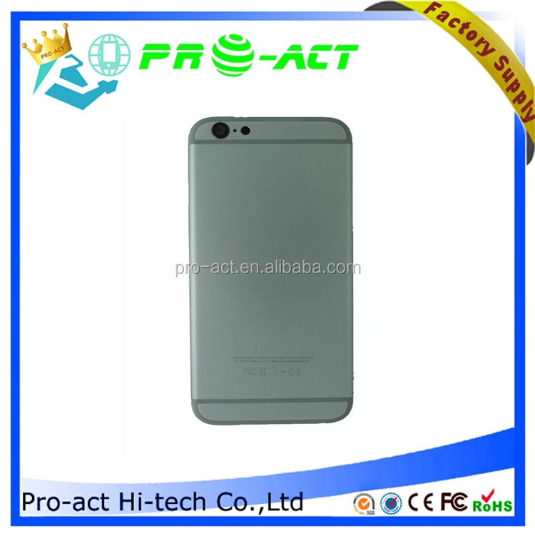 China supplier for iPhone 6 plus battery housing