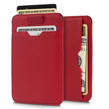 fd399fb0c2ce Slim Card Sleeve Wallet with RFID Protection Ultra Thin Card Holder Design  For Up To 10 Cards, View Card Holder, OUXIN Product Details from Guangzhou  ...