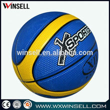 New design popular women rubber basketball