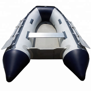 inflatable boat manufacture factory rowing boat with keel