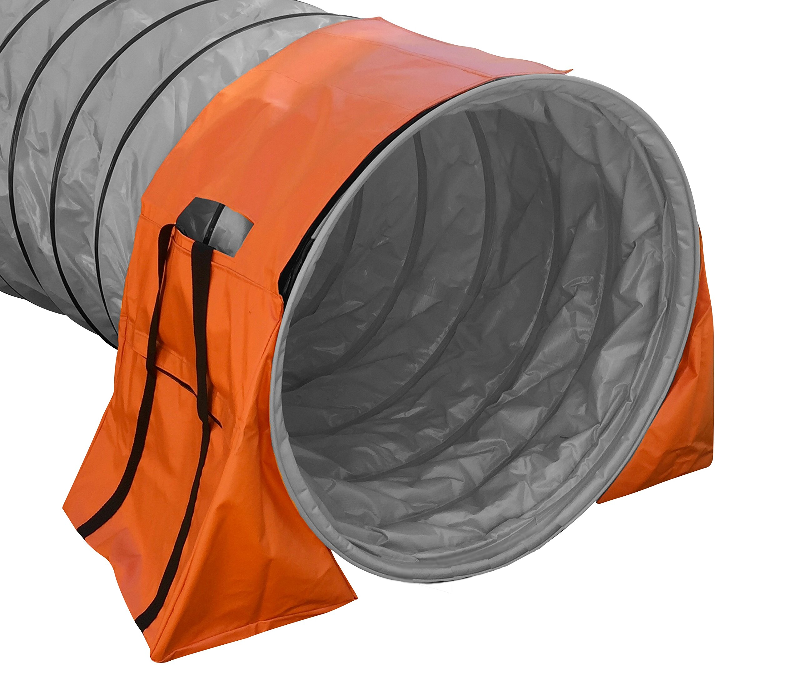 Get Quotations Agility Tunnel Bag Holder Non Constricting Saddlebags For Ilizing Dog Equipment Indoor