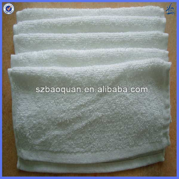 airline face towel/disposable facial towel