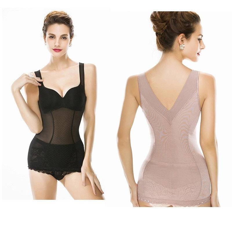 4ea52cdfea8 Buy Plus size waist training corset ardyss body shapers tummy trimmer  slimming underwear female body fat burner waist training vest in Cheap  Price on ...