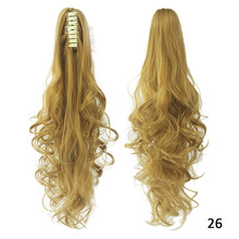 most popular spring curl synthetic hair pony tail extensions ponytail natural hair extensions