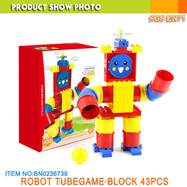 Astm 43 Pcs Dubie Blok Robot Buis Spel Grote Blok Speelgoed Buy Dubie Blok Speelgoed,Grote Blok Speelgoed,Robot Buis Spel Blok Speelgoed Product on