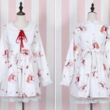 8f169b9f08c0d Buy white lolita dress and get free shipping on AliExpress.com