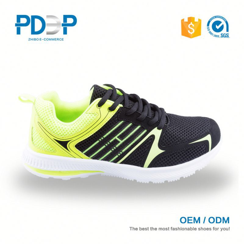 Hot selling fashion model cheap service sport shoes with prices