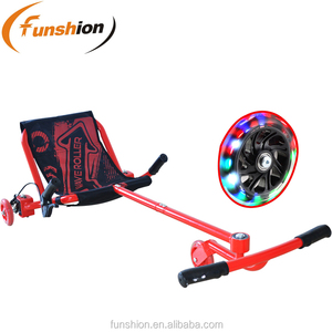 twist roller ezyroller scooter with LED flashing wheels