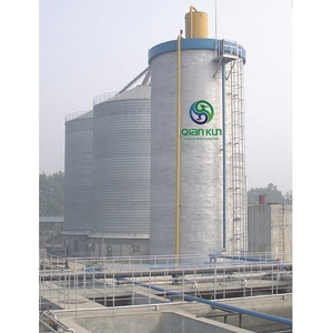 china biogas plant, Anaerobic Reactor,Waste water treatment