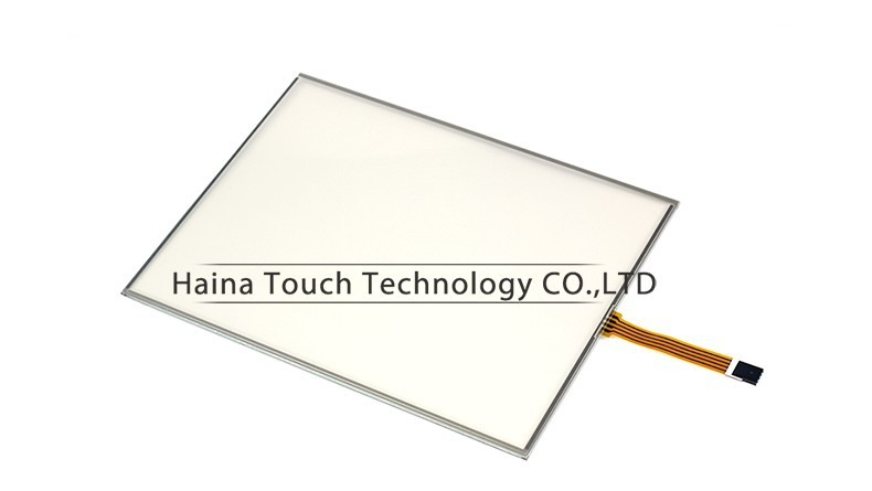 3in 4in 7in to 15in 17in 25in All Size OEM Industrial Sensitive 4 wire Resistive Touch Screen