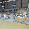 Custom Giant Festival PVC Inflatable Mirror Ball for Marketing or Event Decoration Balloon