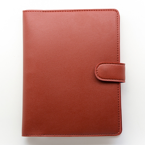 D-209 RINGNOTE custom discbound notebook cover MINI size LEATHER cover for B6 circa notebook