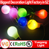 5M 20 LED 220V rgb color changing led christmas light holiday light christmas decoration lights