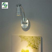 AC220V 3W LED Wall Lamp Sconce Beside/Porch/Reading Light Aluminium Lampshade Home Art Deco wall Light
