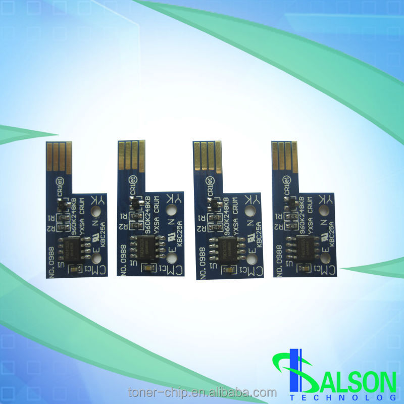Compatible toner chip 106R01278 laser printer spare parts reset for Xerox Phaser 6130 toner chip