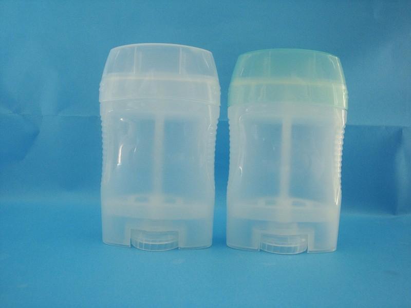Empty Solid Air Freshener Plastic Container Deodorant
