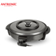 ATC-002 Antronic round electric frying pan pizza pan
