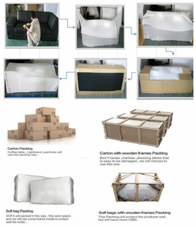 Sofa Packing Hereo Sofa