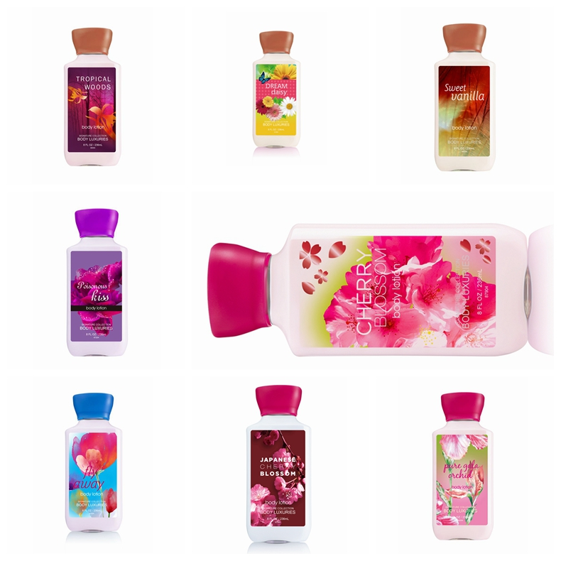 Newest secret design organic lotion classical body cream in cosmetics tube