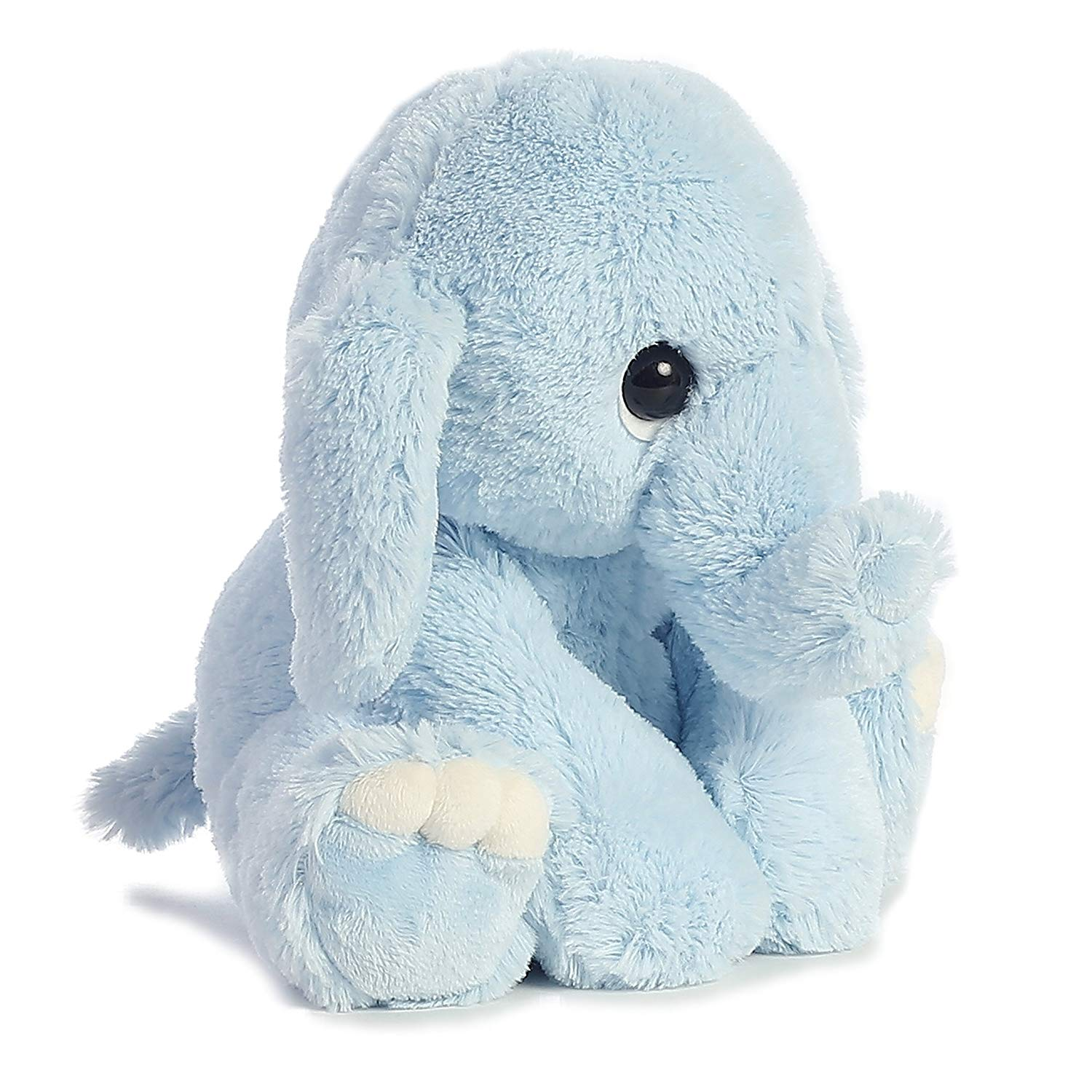 super soft cute baby toy blue color stuffed animal plush toy