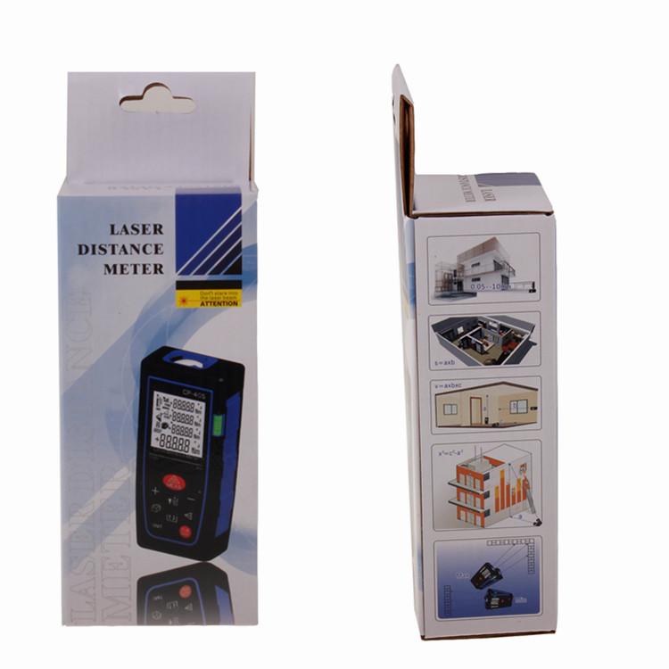 High Precision Portable Laser Radar Distance Measurement